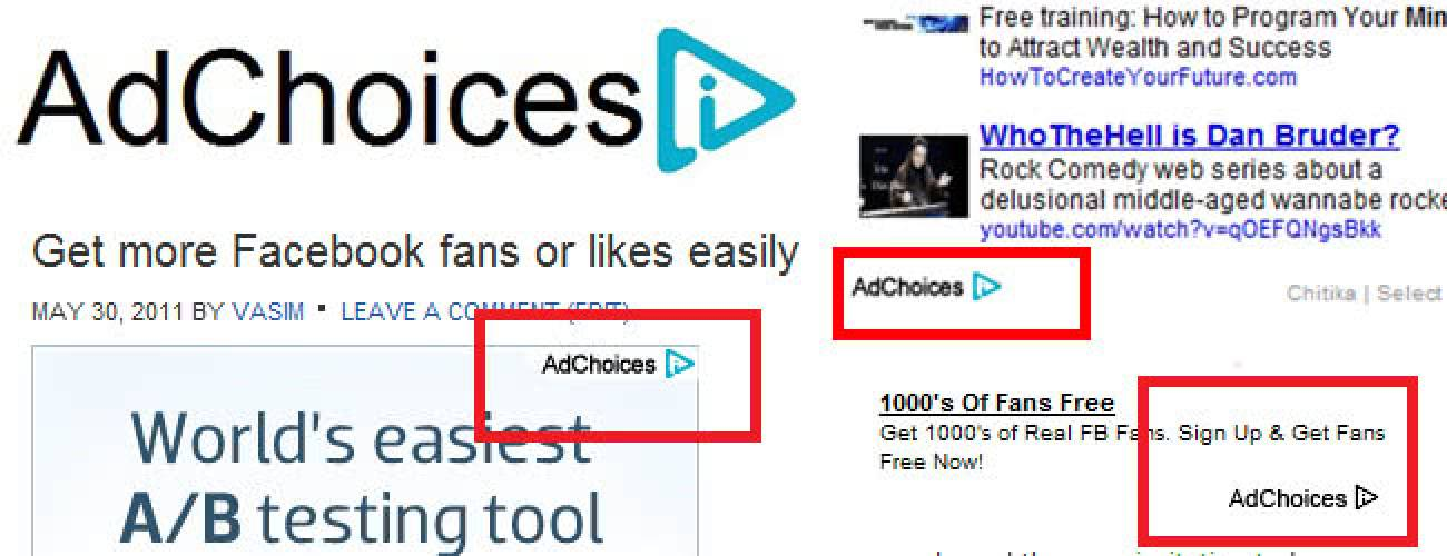 Remove AdChoices ads from Mac (Safari, Chrome and Firefox removal)
