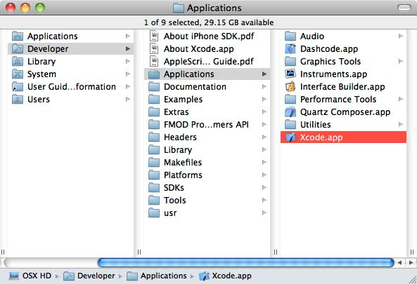 Remove Xcode from Mac - MacSecurity