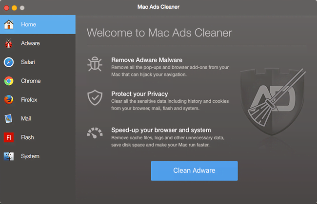 removing pop ups from mac