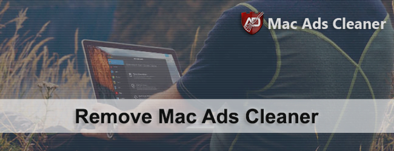 Remove Mac Ads Cleaner popup virus from Mac OS X
