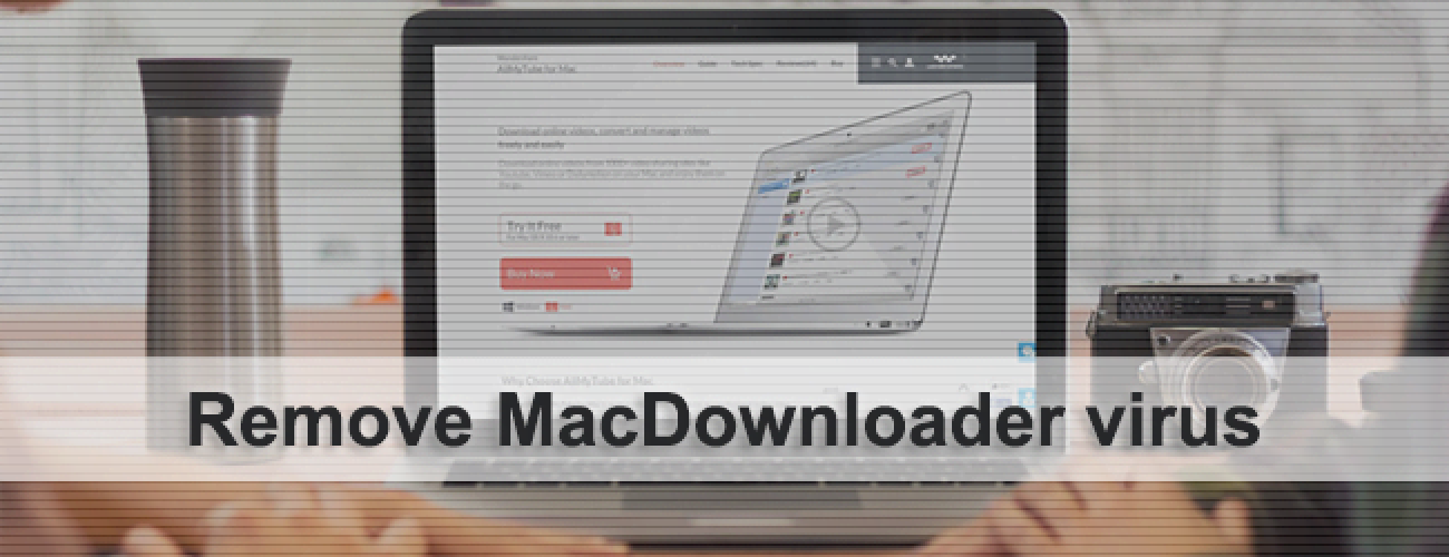MacDownloader virus removal from Mac OS X