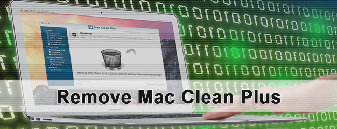 Mac Clean Plus virus removal from Mac OS X