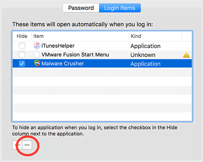 malware apple wants to make changes