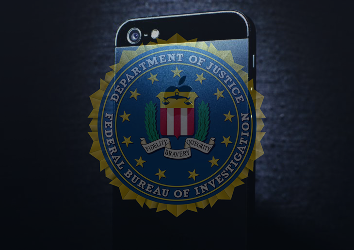 Remove FBI virus on iPhone