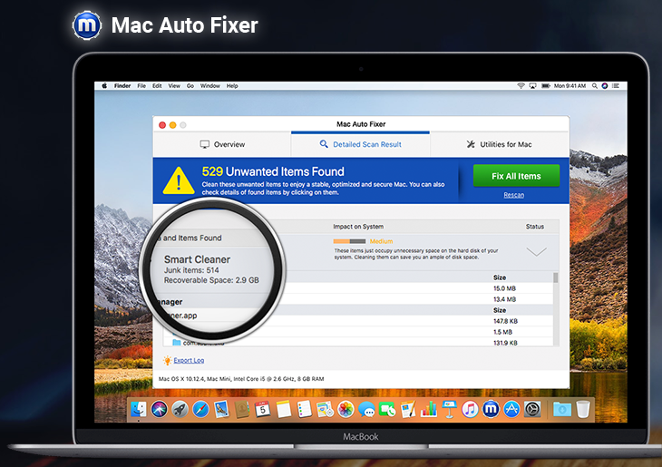 刪除Mac Auto Fixer病毒
