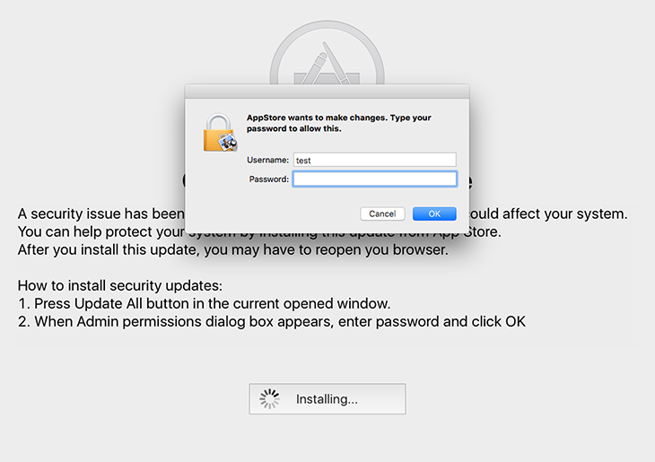 Remove OSX/Dok malware from Mac OS X