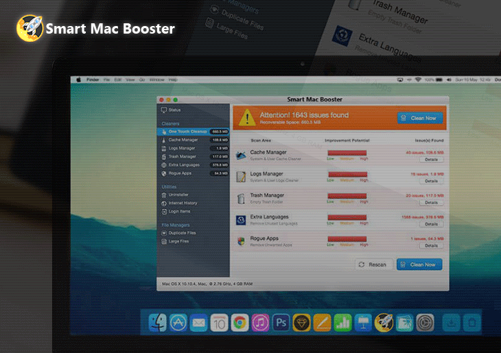 How to remove Smart Mac Booster virus