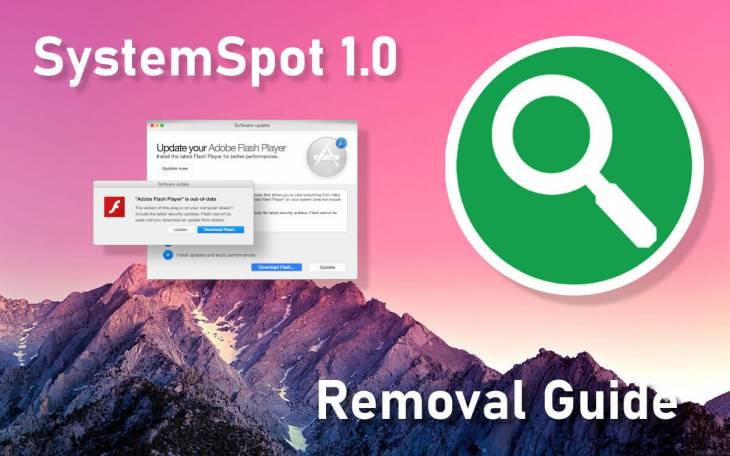How to remove System Spot virus from Mac