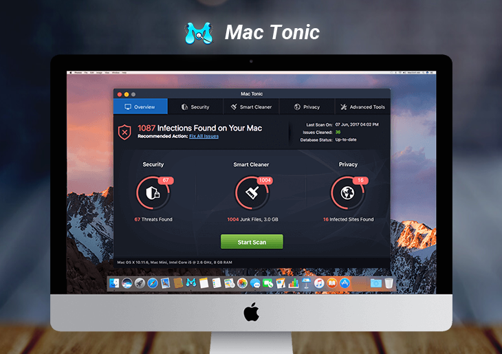 Remove Mac Tonic virus