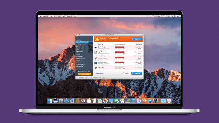 Remove Quick Mac Booster virus from MacOS