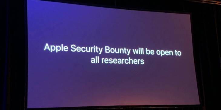 Apple pays researcher $100,000 for reporting a new security bug