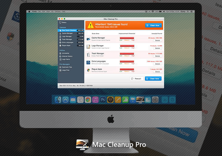 Comment supprimer le virus Mac Cleanup Pro
